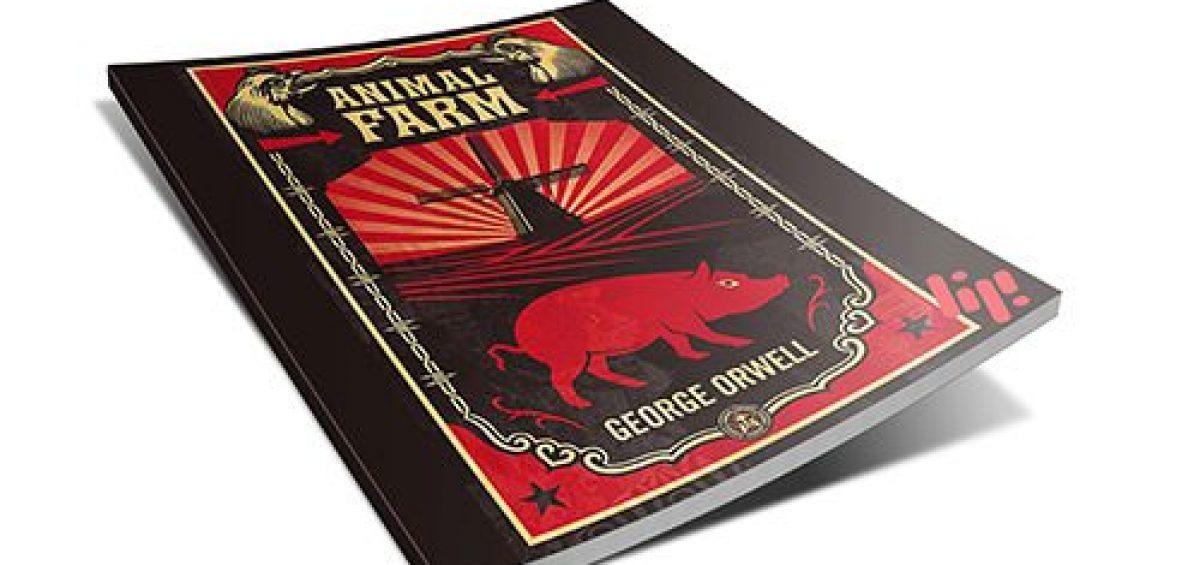 رمان انگلیسی Animal Farm