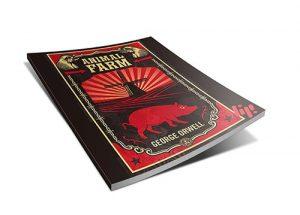 دانلود کتاب رمان Animal Farm (مزرعه حیوانات)