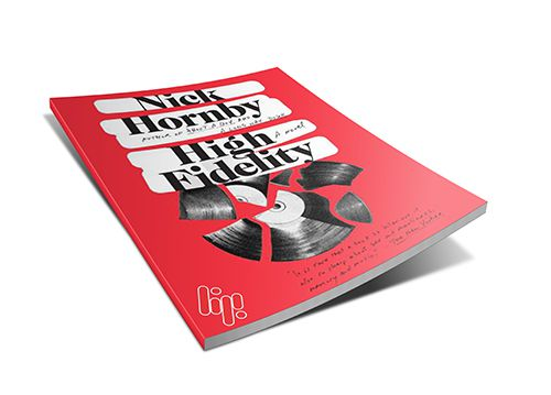 رمان انگلیسی High Fidelity