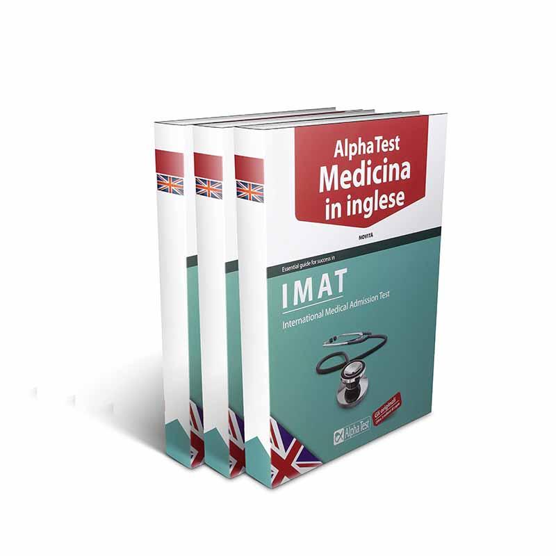 آمادگی آلفاتست پزشکی به زبان انگلیسی IMAT