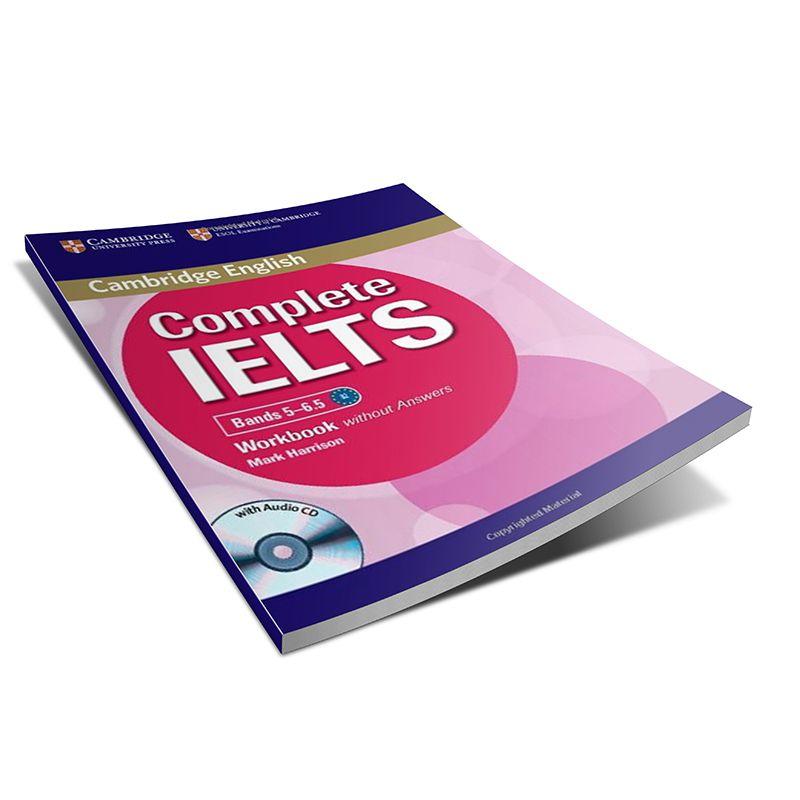 معرفی کتاب Complete Ielts