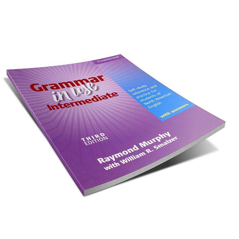 معرفی کتاب Grammar in Use