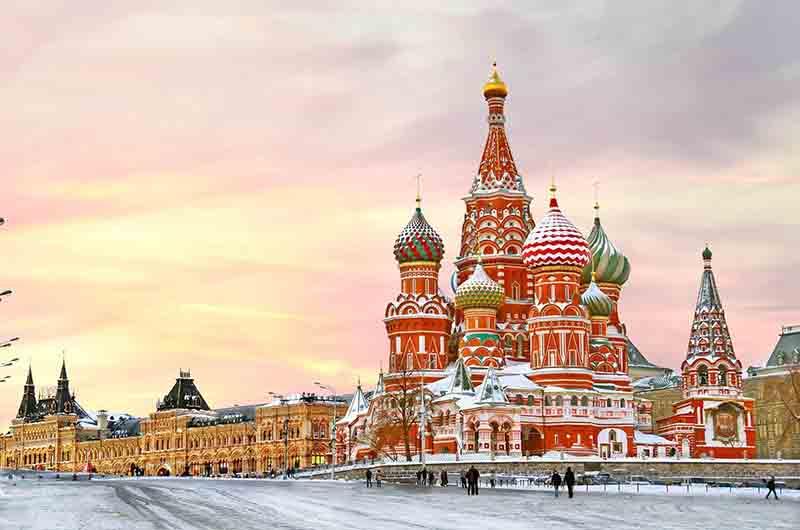 دپارتمان آموزش زبان روسی
