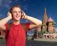 گوش کردن به زبانهای خارجی