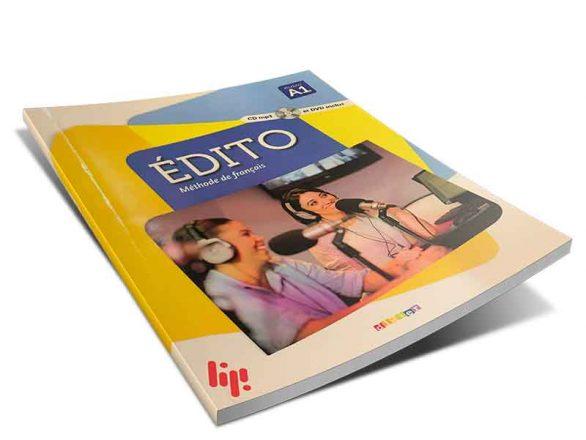 آموزش زبان فرانسه کتاب Edito 1 niv.A1