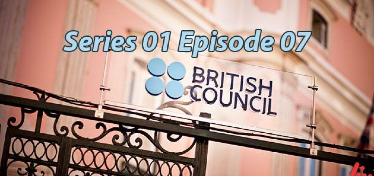 پادکستهای British Council - قسمت 7