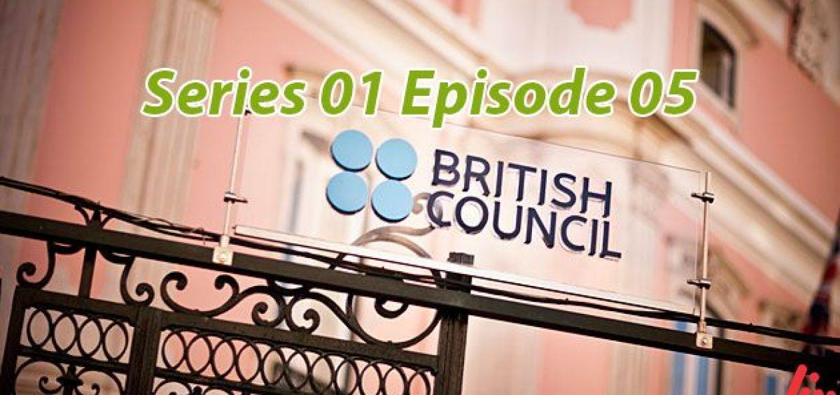 پادکستهای British Council - قسمت 5