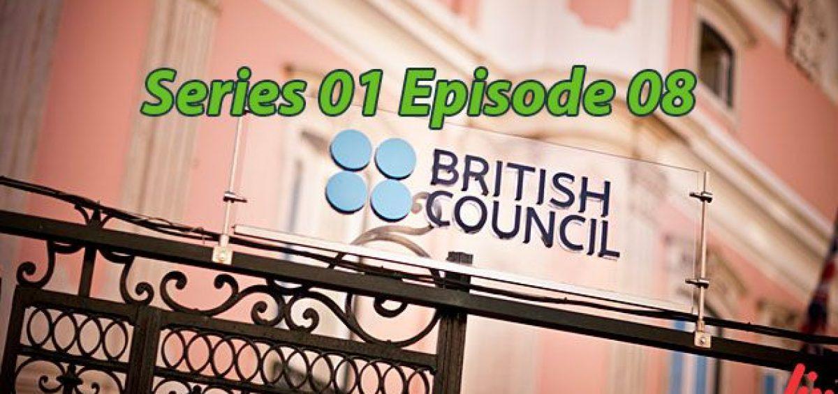 پادکستهای British Council - قسمت 8