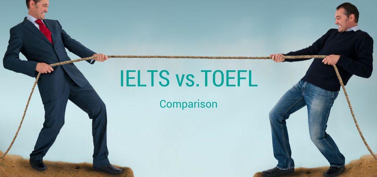 تفاوت آزمون IELTS و TOEFL