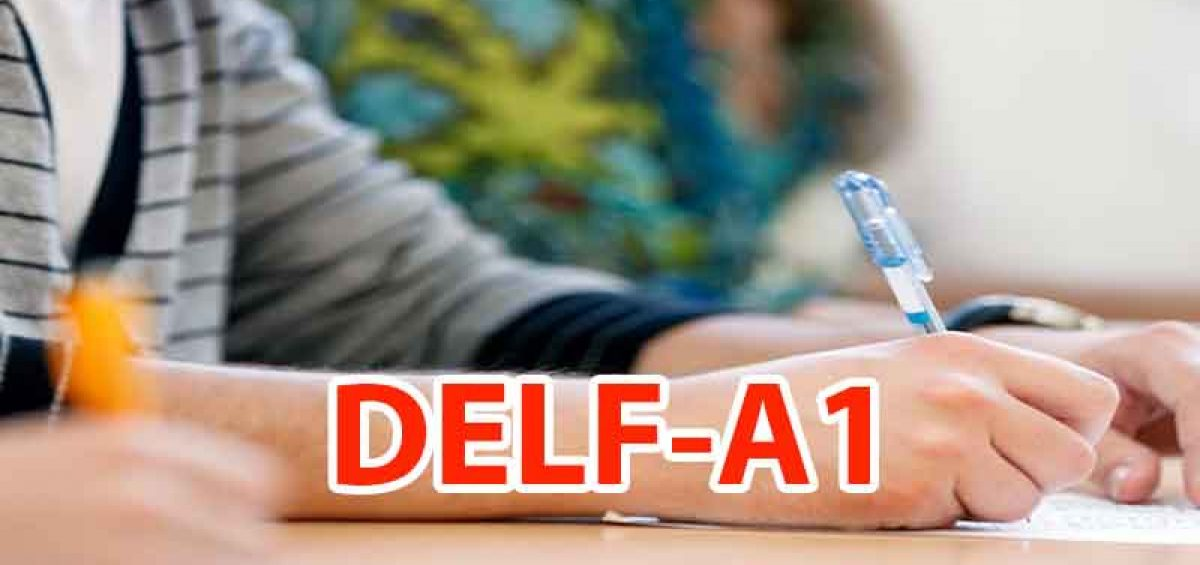 نمونه آزمون DELF سطح A1