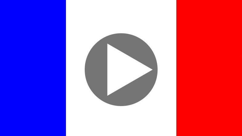 ویدئوهای ابتدایی آموزش زبان فرانسه