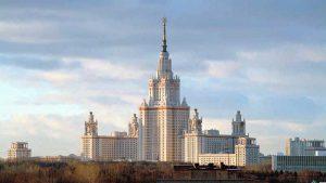 دانشگاه Lomonosov Moscow State University مورد تایید وزارت بهداشت