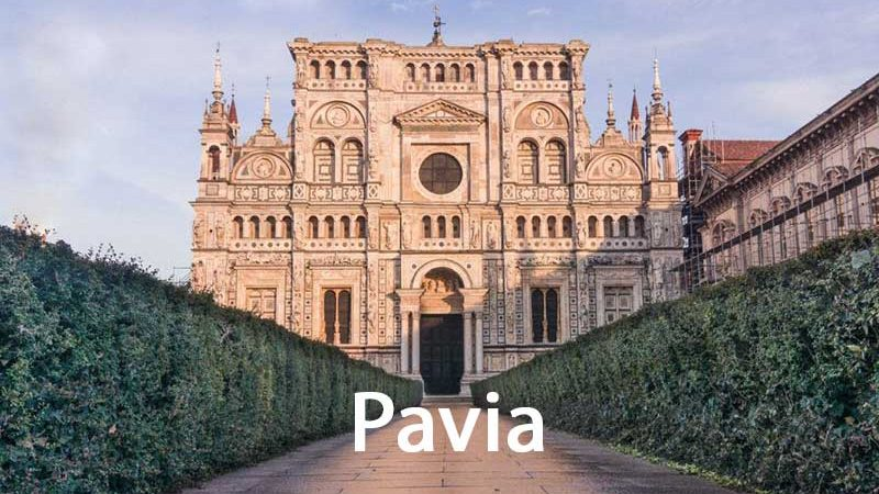 معرفی شهر پاویا ایتالیا