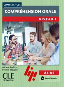 کتاب Compréhension orale 1 سطح A1/A2 از سری Compétences می باشد.