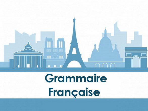 دوره تخصصی گرامر زبان فرانسه