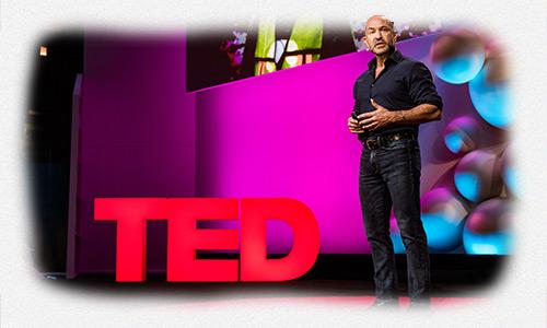 کارگاه TED Talk