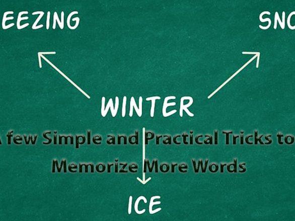 چند ترفند ساده و کاربردی برای به خاطر سپردن لغات بیشتر
