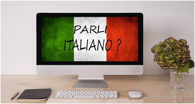 شروع زبان ایتالیایی